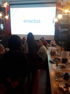 Enactus Teesside Intro Night 2018