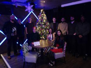 Enactus Teesside Christmas Party 2018