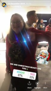 Enactus Teesside Christmas Party 2019