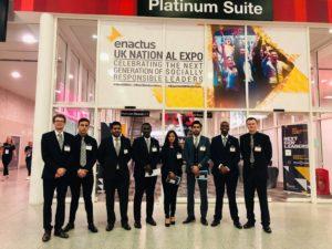 Enactus Nationals 2019